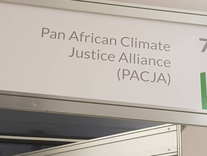 Pan African Climate Justice Alliance (PACJA)