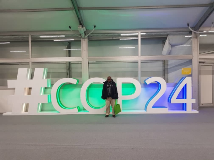 Point focal du REBAC au COP24