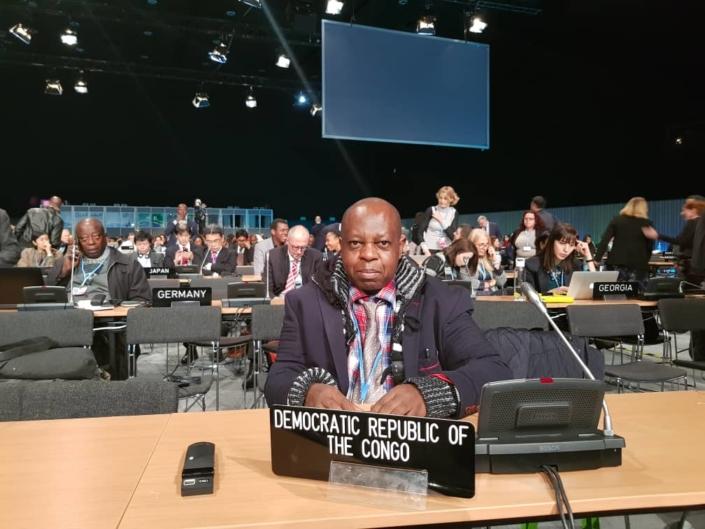 MINANI RDC au COP24