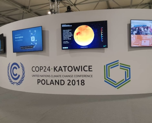 COP24 KATOWICE POLOGNE 2018